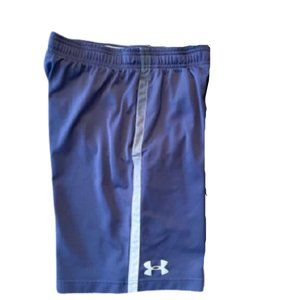 5/$35 Under Armour Men's Navy Athletic Shorts - S